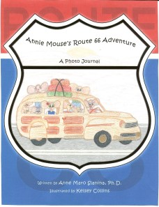 Annie Mouse's Route 66 Adventure front cover