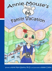 Annie Mouse's Route 66 Family Vacation
